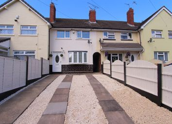 Thumbnail 3 bed terraced house for sale in Anson Road, Walsall