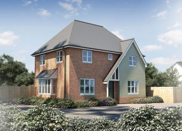 "Thumbnail 4 bed detached house for sale in ""The Rainham"" at Oak Tree Road, Hugglescote, Coalville"