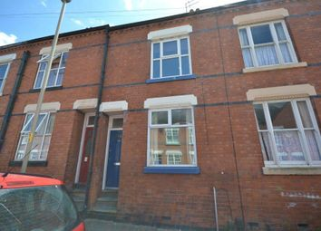 Thumbnail 2 bed terraced house for sale in Howard Road, Clarendon Park, Leicester