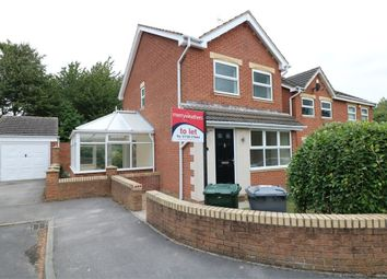 Thumbnail 3 bed detached house to rent in Westerton Drive, Bramley, Rotherham, South Yorkshire