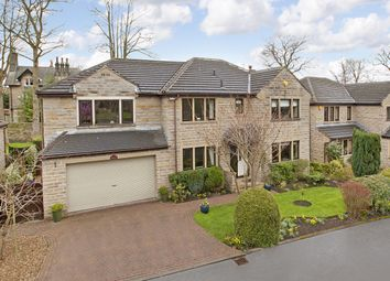 Thumbnail 5 bed detached house for sale in Wingfield Court, Bingley
