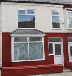 Montrose Road, Liverpool L13. 3 bed terraced house for sale
