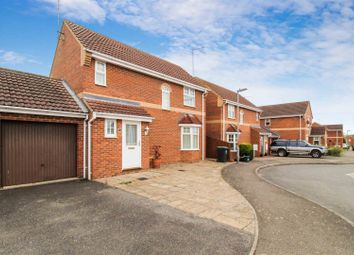 Thumbnail 3 bed property for sale in Creed Road, Oundle, Peterborough