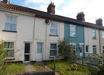 Thumbnail 3 bed terraced house to rent in Bridge Road, Oulton Broad, Lowestoft