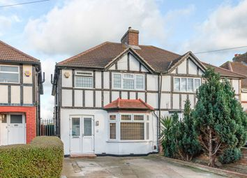 Thumbnail 3 bed semi-detached house for sale in West Way, Hounslow, London
