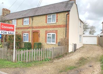 4 bed semi-detached house for sale in Buckingham Road, Edgcott, Aylesbury HP18