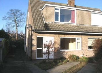 Thumbnail Semi-detached house for sale in Linton Crescent, Leeds