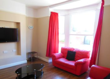 Thumbnail 7 bed terraced house to rent in Harringay Avenue, Close To Smithdown Road, Liverpool