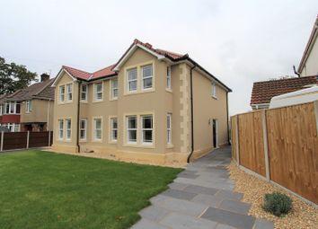 Thumbnail 3 bed semi-detached house to rent in Bath Road, Keynsham, Bristol