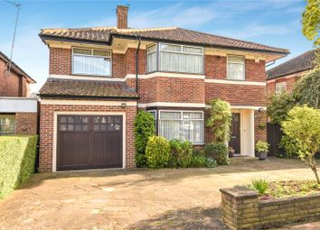 Thumbnail 4 bed property for sale in Cedar Drive, Pinner, Middlesex