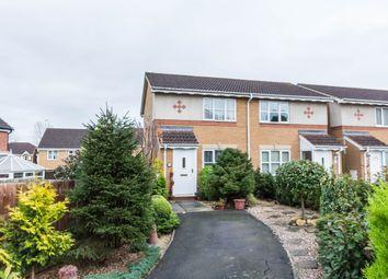Thumbnail 2 bed semi-detached house for sale in Garrow Close, Irthlingborough, Wellingborough