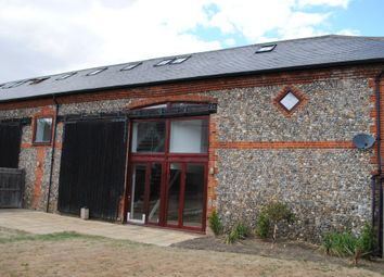 Thumbnail 5 bed barn conversion to rent in Church Farm Barns, Short Road, Snailwell, Newmarket
