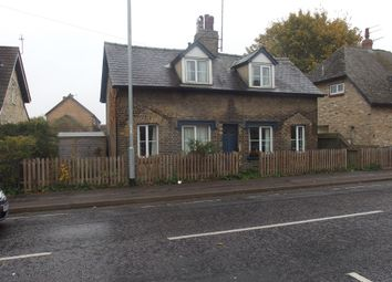 Thumbnail 3 bed detached house to rent in High Street, Trumpington, Cambridge