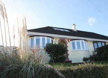 Thumbnail 3 bed bungalow to rent in Longview Road, Saltash, Cornwall