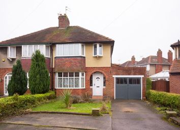 Thumbnail 3 bed semi-detached house for sale in Heathfield Road, Off Hull Road, York