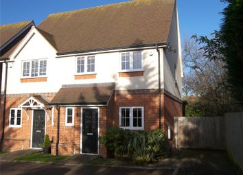 Thumbnail 3 bedroom semi-detached house for sale in Danesfield Gardens, Twyford, Berkshire