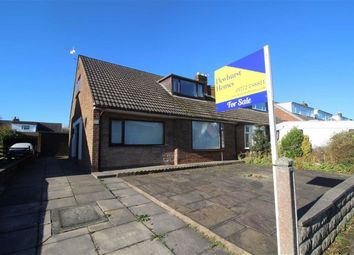 Thumbnail 3 bed semi-detached bungalow for sale in Cheriton Field, Fulwood, Preston