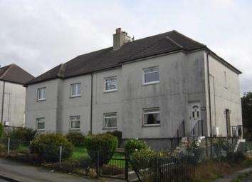 Thumbnail 2 bedroom flat to rent in Hillhead Avenue, Carluke, 4El