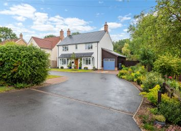 Thumbnail 4 bed detached house for sale in Main Street, Old Weston, Huntingdon, Cambridgeshire