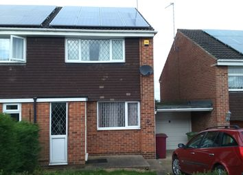 Thumbnail 2 bed semi-detached house to rent in Chestnut Avenue, Killamarsh