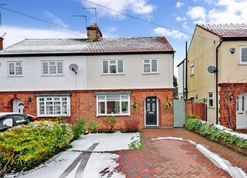 Thumbnail 3 Bed Semi Detached House For Sale In Granville Road Epping Es