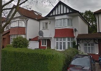 Thumbnail 5 bed detached house to rent in Cheyne Walk, Hendon