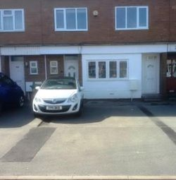 Thumbnail 2 bed flat to rent in Fairview Road, Wednesfield, Wolverhampton