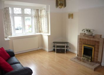 Thumbnail 3 bed semi-detached house to rent in Grasmere Avenue, Wimbledon, London