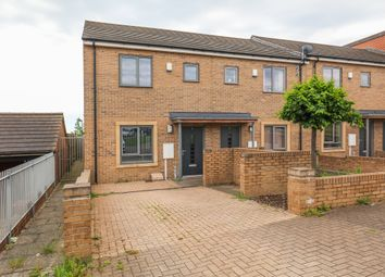 Thumbnail 2 bed end terrace house for sale in Weakland Close, Sheffield