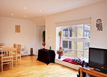 Thumbnail 2 bed flat to rent in Rutland Road, Hackney