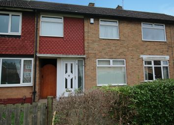 Thumbnail 3 bedroom terraced house for sale in Darnell Green, Middlesbrough, Cleveland
