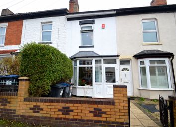3 bed terraced house for sale in Kings Road, Kings Heath, Birmingham B14