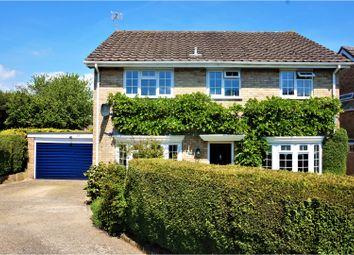 Thumbnail 4 bed detached house for sale in Lightsfield, Oakley, Basingstoke