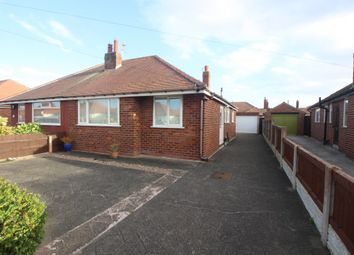 Thumbnail 2 bed semi-detached bungalow for sale in Northumberland Avenue, Thornton-Cleveleys
