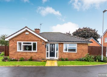 Thumbnail 2 bed detached bungalow for sale in Dumolos Close, Glascote, Tamworth