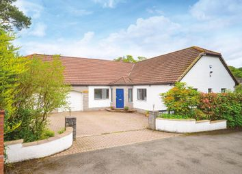 Thumbnail 4 bed detached bungalow for sale in Mill Lane, Helensburgh, Argyll & Bute