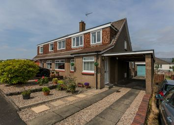 Thumbnail 3 bed semi-detached house for sale in 45 Hamilton Crescent, Bishopton