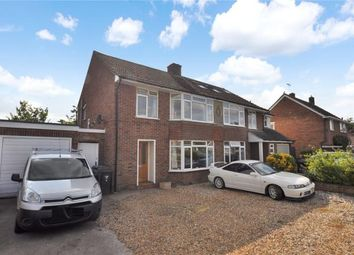 Thumbnail 3 bed semi-detached house for sale in Rowntree Way, Saffron Walden, Essex