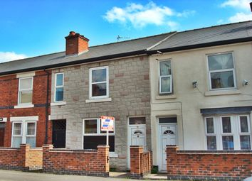 Thumbnail 3 bed terraced house to rent in Abingdon Street, Allenton, Derby