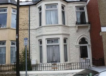 Thumbnail 2 bed flat to rent in Monthermer Rd, Cardiff