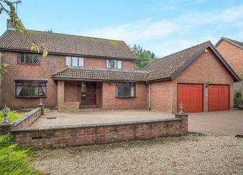 Thumbnail 4 bedroom detached house for sale in Swaffham, Norfolk