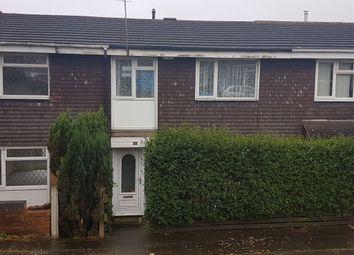 Thumbnail 3 bedroom terraced house for sale in East Avenue, Tividale, Oldbury