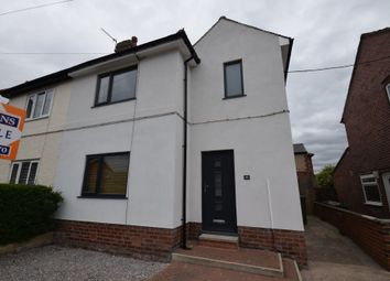 Thumbnail 2 bed semi-detached house for sale in Rhyl Street, Featherstone, Pontefract