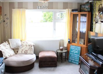 Thumbnail 1 bed mobile/park home for sale in Whitehouse Residential Park, Cabus, Garstang, Lancashire