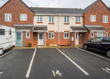 Thumbnail 2 bed terraced house for sale in The Meadows, Cannock, Staffordshire, Wedges Mills