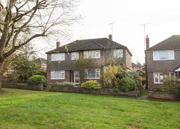 Thumbnail 4 bed detached house for sale in Saxon Way, Saffron Walden