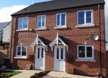 Thumbnail 2 bed property to rent in St. Pauls Close, Dinnington, Sheffield