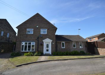 Thumbnail 5 bed detached house for sale in Highfield Road, Horbury, Wakefield