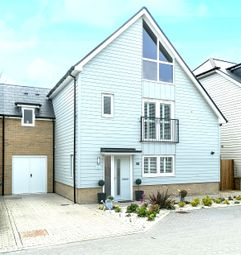 Thumbnail 3 bed link-detached house for sale in Trinity Drive, Folkestone
