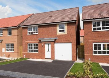 """Thumbnail 4 bed detached house for sale in """"Windermere"""" at Shackleton Close, Whitby"""